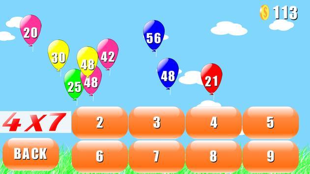 Funny Numbers HD screenshot 4