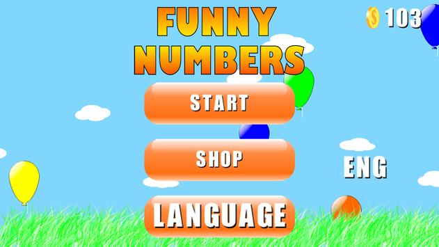Funny Numbers HD screenshot 6