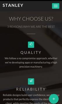 STANLEY Technologies apk screenshot