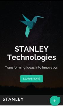 STANLEY Technologies poster