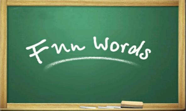 Fun Words - Игра в слова! poster
