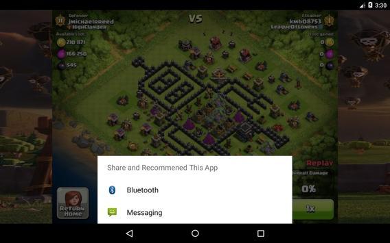 Clash Base Layouts Guide Pro. apk screenshot