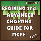 Crafting Latest Guide For MCPE icon