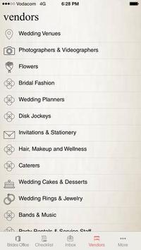 The Brides Office apk screenshot