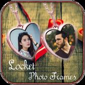 Love Locket Photo Frames 2017 icon