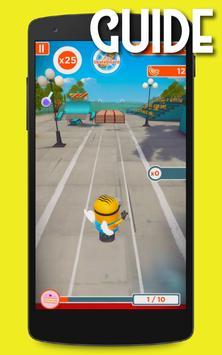 Guide For Minion Rush Run apk screenshot