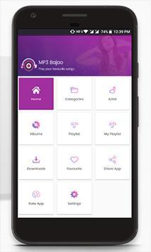Mp3 Bajao - Listen & Download Hindi,English Songs poster