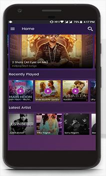 Mp3 Bajao - Listen & Download Hindi,English Songs screenshot 1