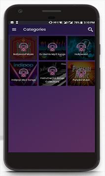 Mp3 Bajao - Listen & Download Hindi,English Songs screenshot 2