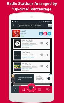 College Radio - US Colleges Music & Sports screenshot 1
