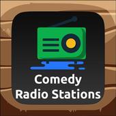 Comedy Radio Stations icon