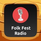 Folk Fest 2017 - Bluegrass Music Radio Stations icon
