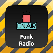 Funk Music Radio Stations icon