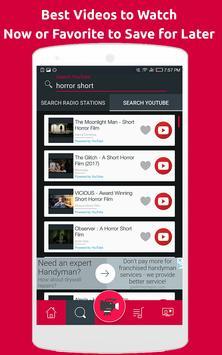 Horror Short Video + Top Radio apk screenshot