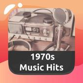 1970's Music Hits - Radio Stations of the 70s icon