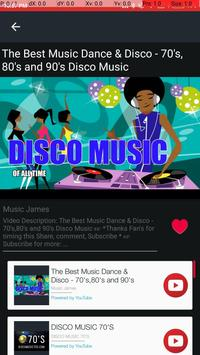 1970's Music Hits - Radio Stations of the 70s screenshot 18
