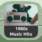 1980's Music Hits - Best songs of the 80s icon