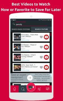 Parody Videos + Top Radio screenshot 8