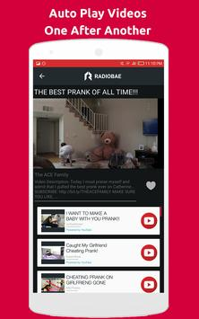 Prank Videos + Top Radio apk screenshot