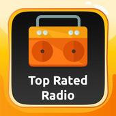 Top Rated Music Radio icon