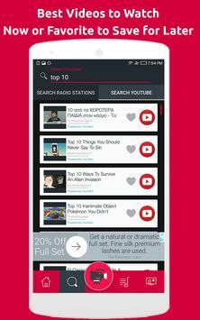 Top 10 Videos + Top Radio poster