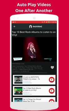 Top 10 Videos + Top Radio apk screenshot