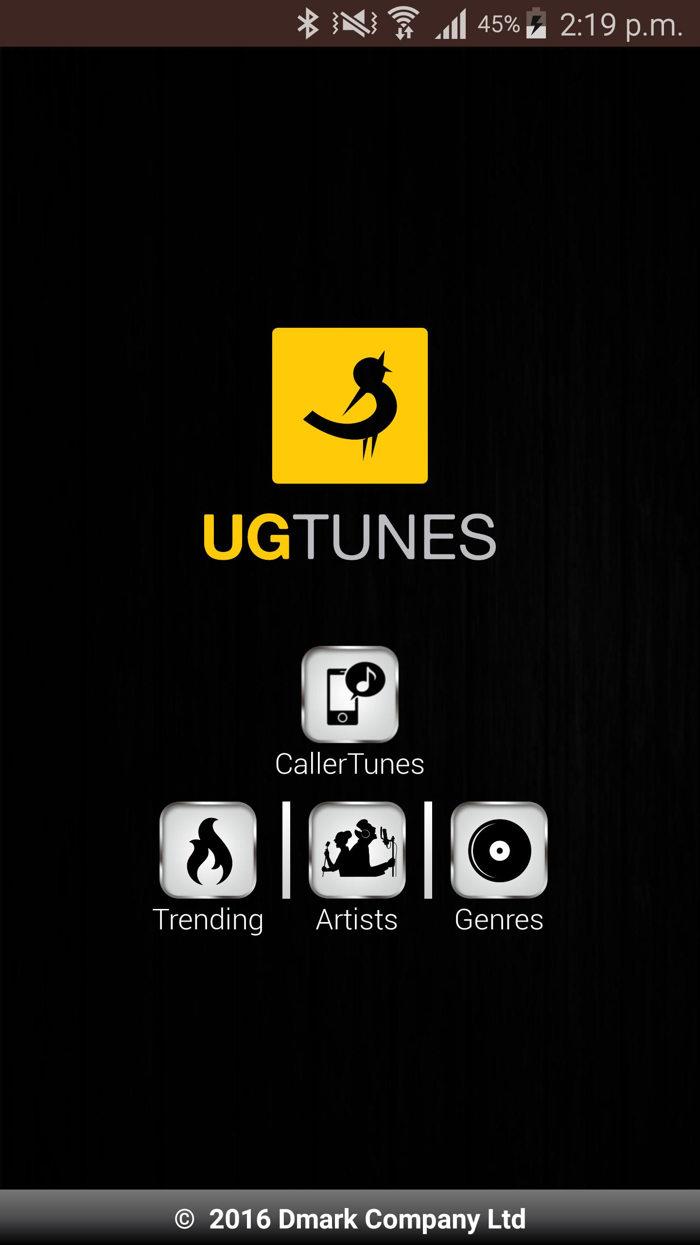 UGTunes - Ugandan Music for Android - APK Download