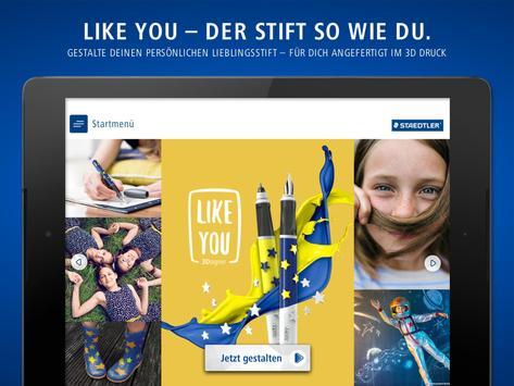 STAEDTLER 3Dsigner - Like You! poster