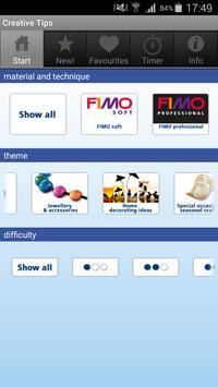 STAEDTLER FIMO Kreativtipps Screenshot 1
