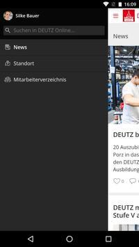 DEUTZ Online screenshot 1