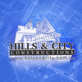 Hills and City Construction icon