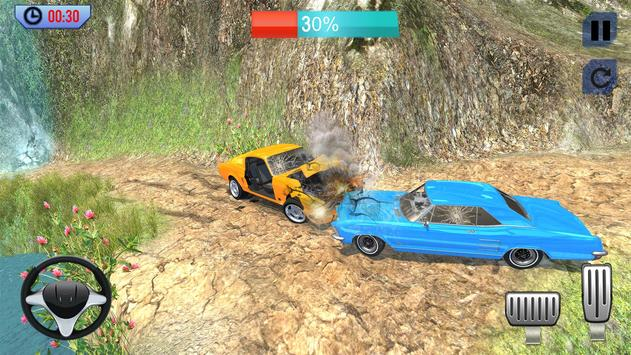 Offroad Autounfall Simulator: Beam Engine für Android - APK ...