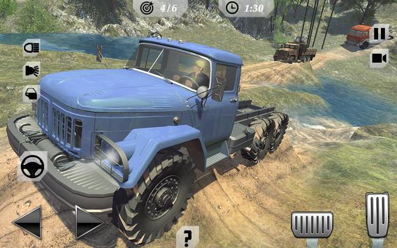 Off-Road Trucker Mountain Drive screenshot 3