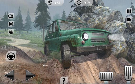 Off-Road Trucker Mountain Drive screenshot 8