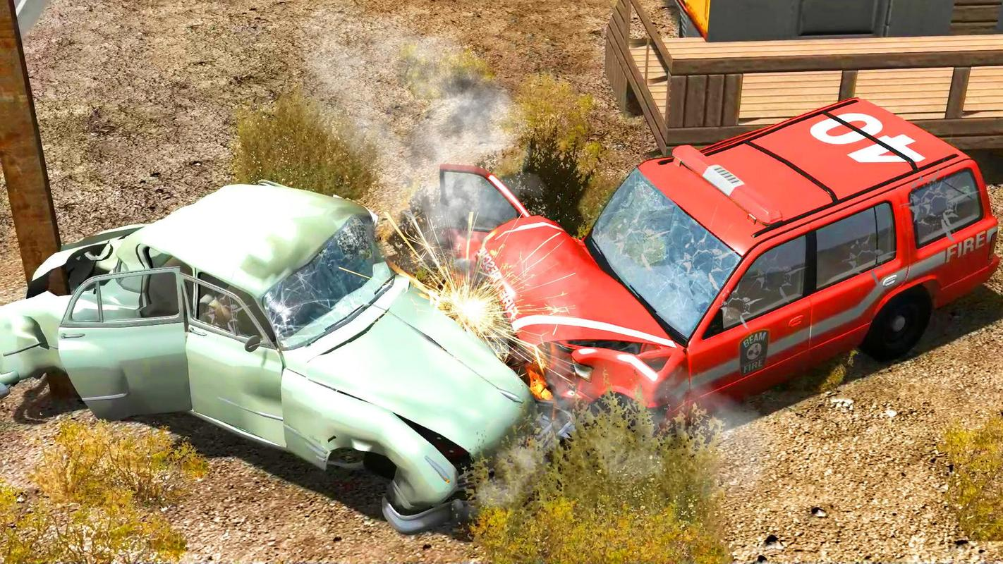 Car Crash Accident Simulator For Android
