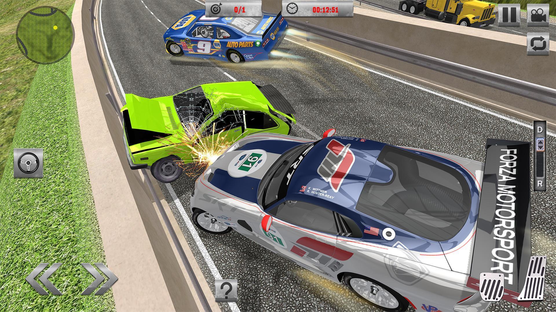 Car Crash Simulator & Beam Crash Stunt Racing SG for Android - APK