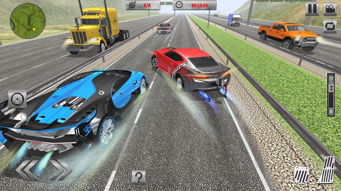 Autoschaden & Crash Stunt Racing: 99% Abriss für Android - APK ...