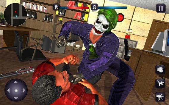 Clown Secret Stealth Mission poster
