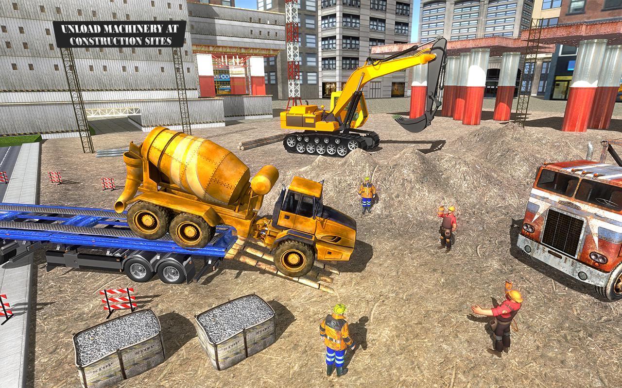 Игры машина транспортер с машинами элеватор литература