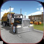 Farm Transporter Truck 2017 3D icon