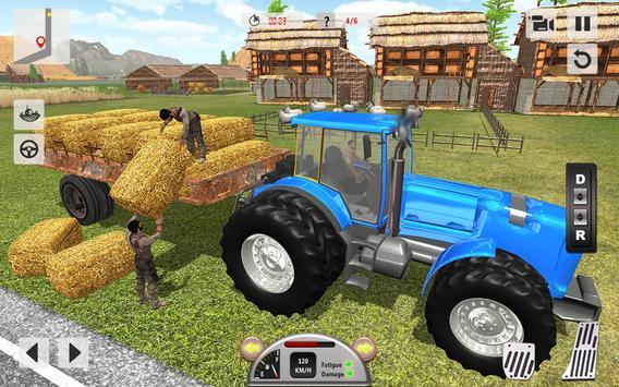 Farm Transporter Truck 2017 3D apk screenshot