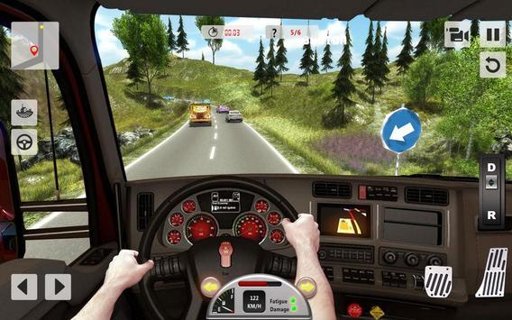 Farm Transporter Truck 2017 3D screenshot 14