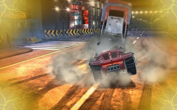 Carmageddon:Crashers Cars Destruction Drag Racing apk screenshot