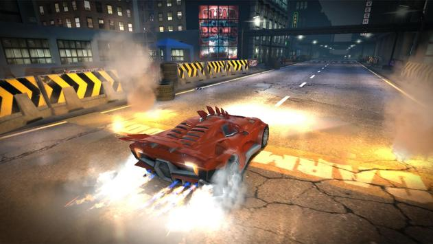 Carmageddon:Crashers Cars Destruction Drag Racing poster