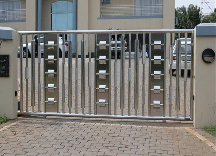 . Stainless Steel Gate Design for Android   APK Download
