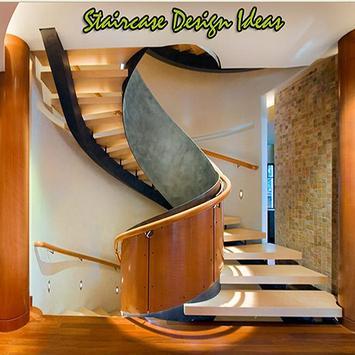 staircase design ideas poster