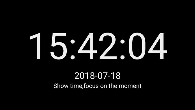 Mr.Clock screenshot 2