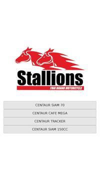 Stallions Motor poster