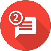 Dashdow SMS icon