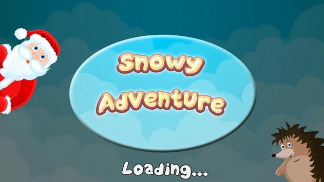 Snowy Adventure poster